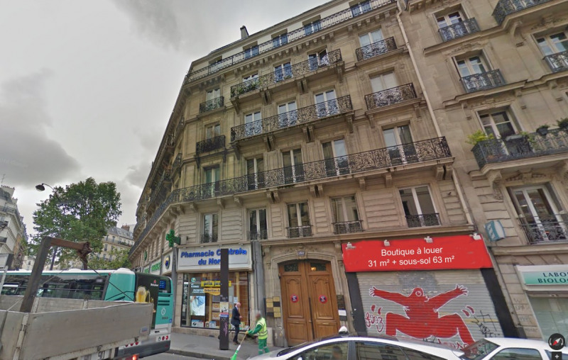 Location boutique Paris 10ème 2 140€ HC - Photo 2