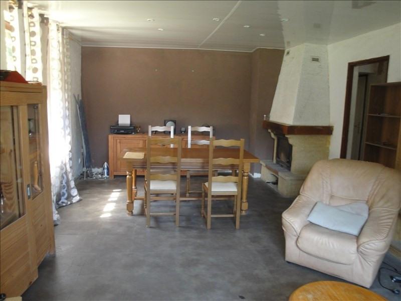 Vente maison / villa Villars sous ecot 149000€ - Photo 5