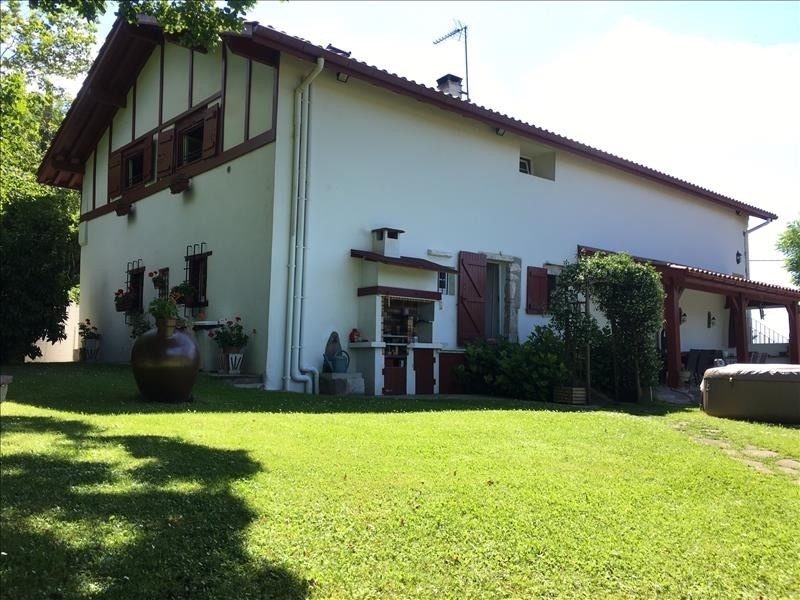 Deluxe sale house / villa Bidart 920000€ - Picture 1