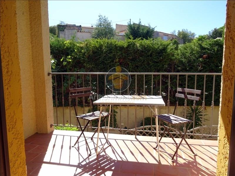 Sale apartment Sainte maxime 128000€ - Picture 1