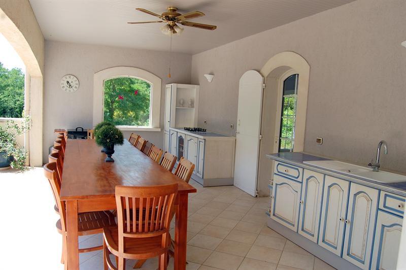 Revenda residencial de prestígio casa Tourrettes 895000€ - Fotografia 21