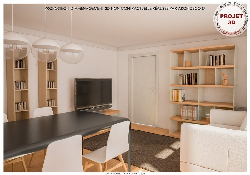 Produit d'investissement appartement Metz 122 000€ - Photo 1