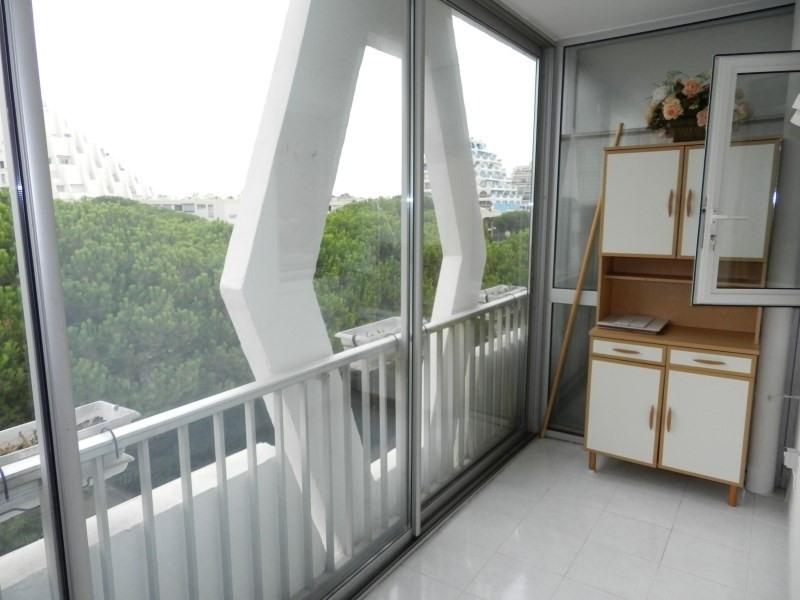 Location appartement Grande motte 500€ CC - Photo 4