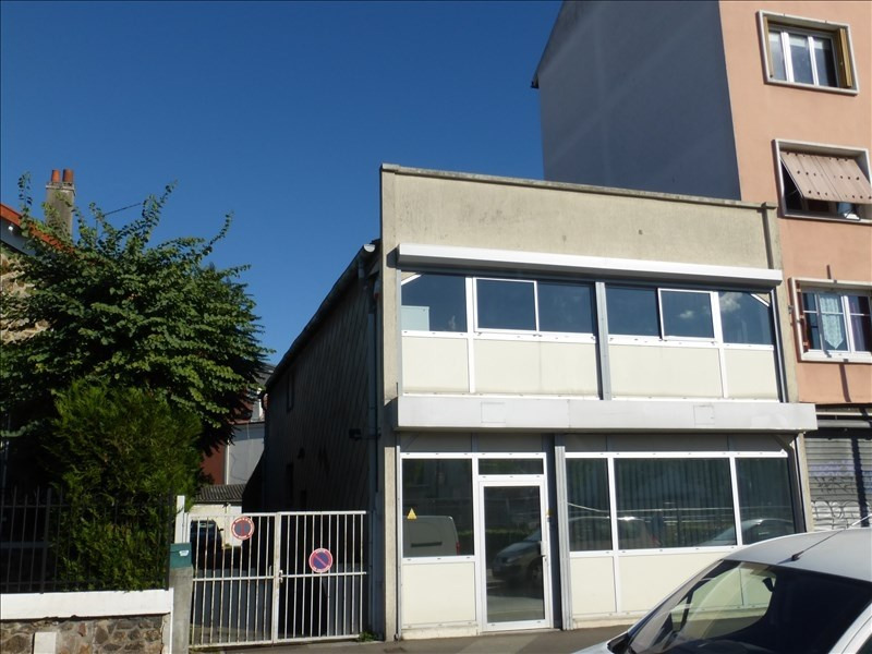Sale building Les pavillons sous bois 583000€ - Picture 1