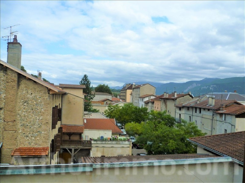 Vente appartement St marcellin 50000€ - Photo 4