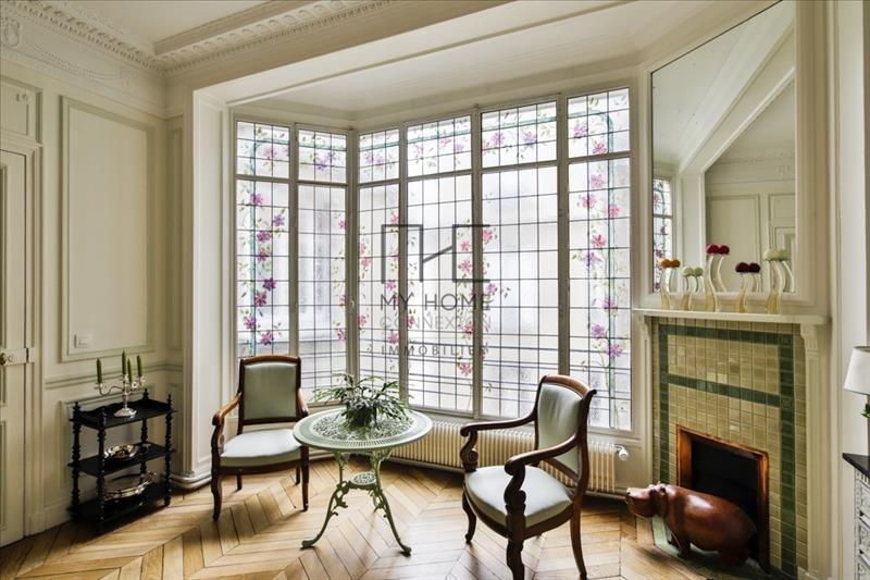 Deluxe sale apartment Paris 17ème 2940000€ - Picture 7