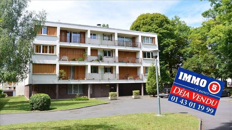 Sale apartment Le raincy 228000€ - Picture 1