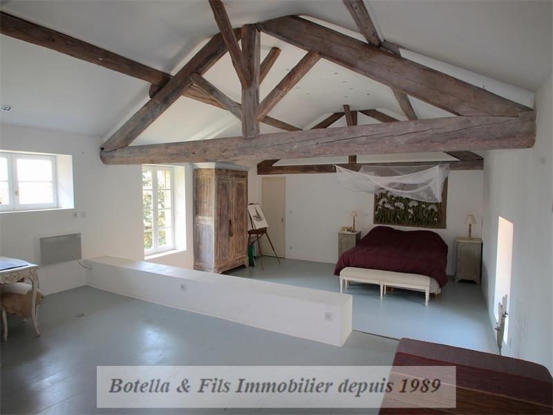 Deluxe sale house / villa Uzes 849000€ - Picture 11