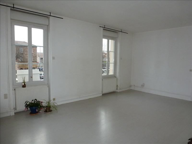 Sale apartment Roanne 124000€ - Picture 5