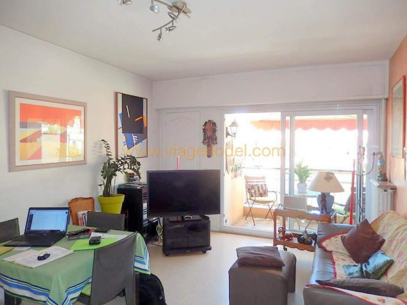 Viager appartement Menton 80 000€ - Photo 1