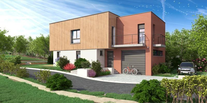 Maison  5 pièces + Terrain 740 m² Vernaison (69390) par MAISONS DE PAYS