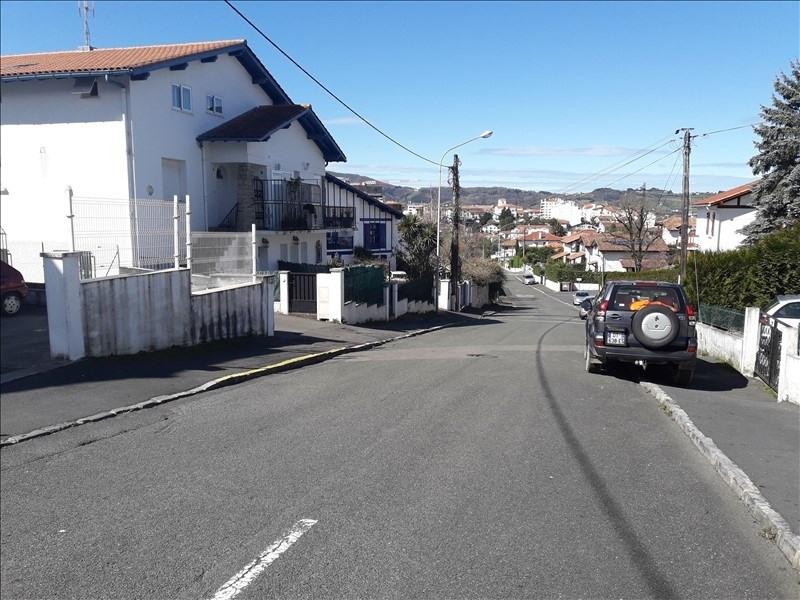 Venta  parking Hendaye 5900€ - Fotografía 1