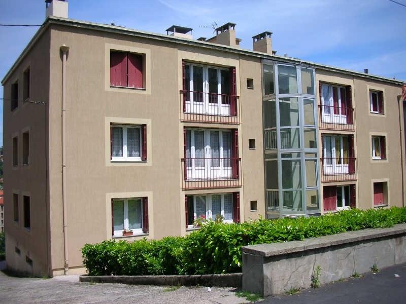 Location appartement Le puy en velay 363,75€ CC - Photo 3