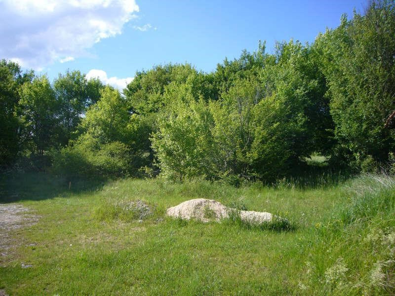 Sale site Beaussac 13000€ - Picture 1