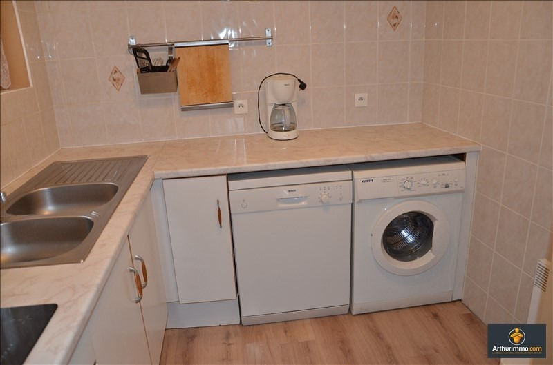 Investment property apartment Annonay 87000€ - Picture 3