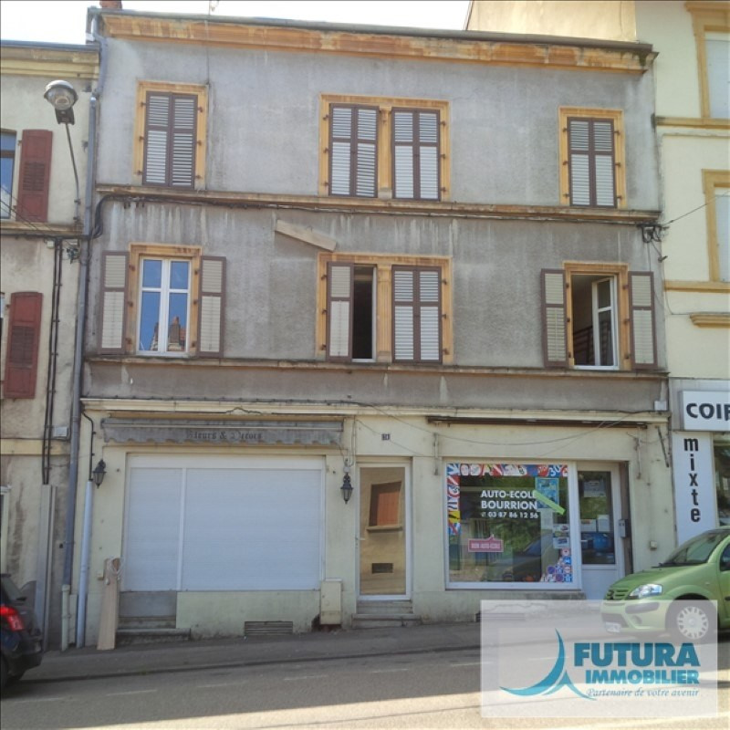 Vente immeuble Morhange 278000€ - Photo 1