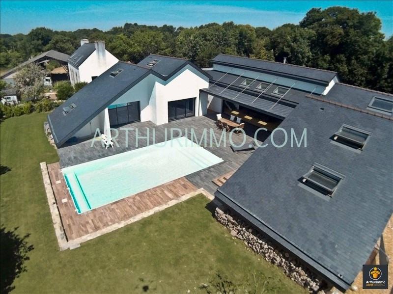 Deluxe sale house / villa Le bono 1184500€ - Picture 1