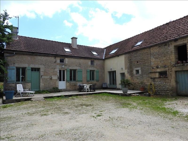 Vente maison / villa Entre chatillon / montbard 139000€ - Photo 1