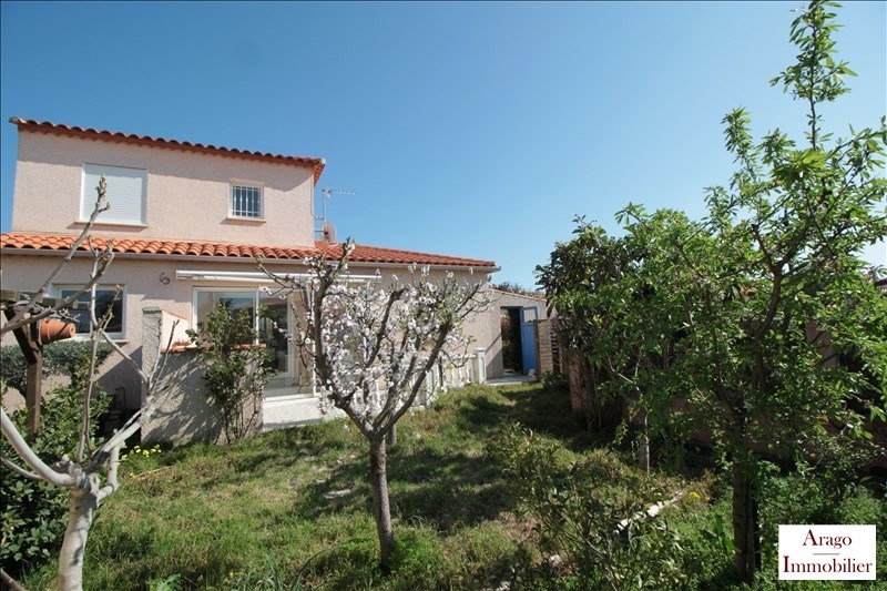 Vente maison / villa St laurent de la salanque 325400€ - Photo 1