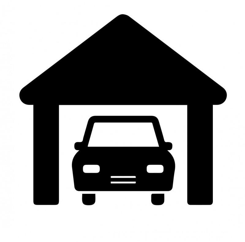 1 place de parking dans immeuble