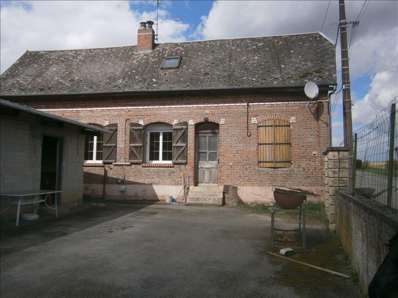 Vente maison / villa Peronne 118000€ - Photo 1