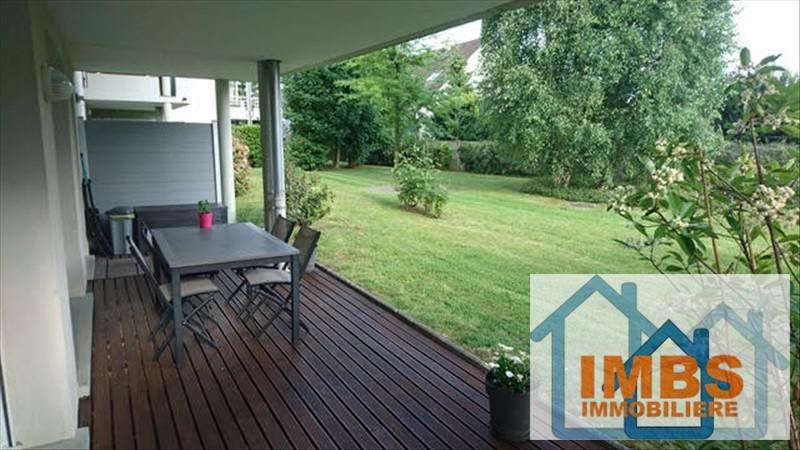 Verkauf von luxusobjekt wohnung Habsheim 262500€ - Fotografie 1