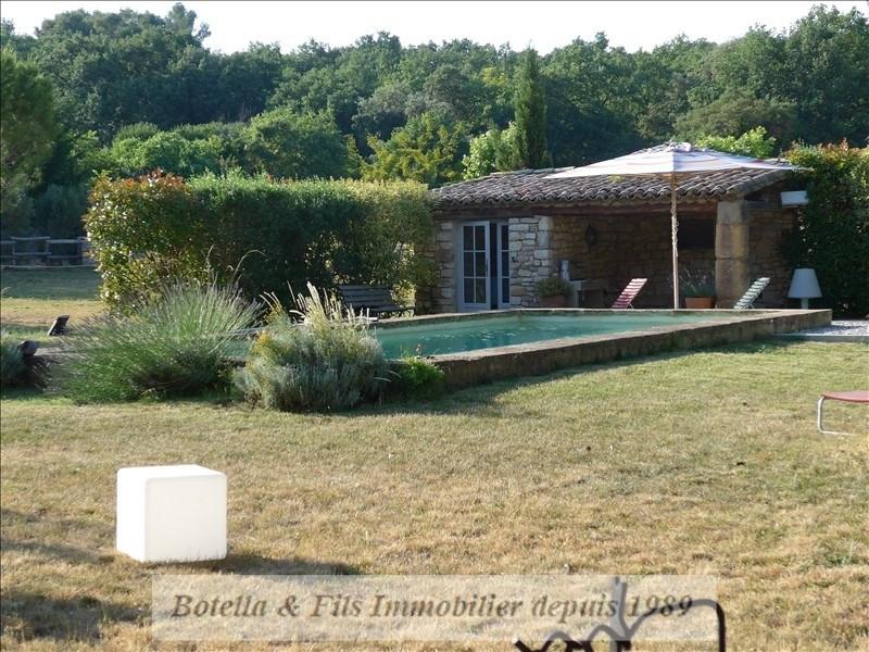 Immobile residenziali di prestigio casa Uzes 2700000€ - Fotografia 12