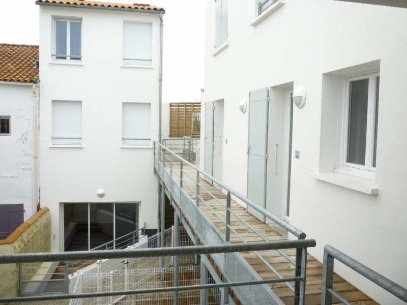 Vente appartement Le chateau d oleron 111200€ - Photo 1