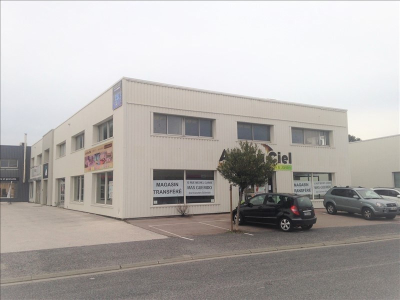 Location local commercial Cabestany 3 400€ HT/HC - Photo 3