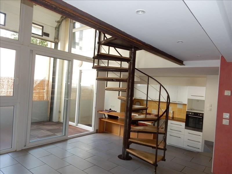 Rental loft/workshop/open plan Grenoble 1150€ CC - Picture 1