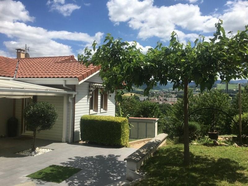 Sale house / villa St chamond 333000€ - Picture 1