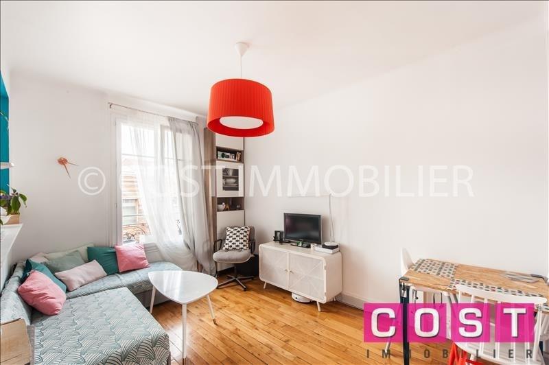 Sale apartment Asnieres sur seine 375000€ - Picture 2