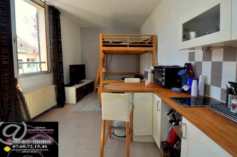 Vente appartement St cheron 89000€ - Photo 1