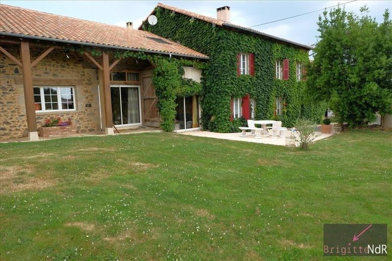 Vente maison / villa Sereilhac 398000€ - Photo 1