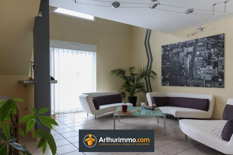 Vente maison / villa Morestel 334000€ - Photo 2
