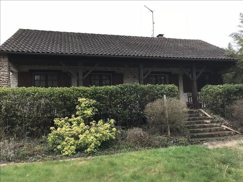 Vente maison / villa Bonneuil matours 136000€ - Photo 1