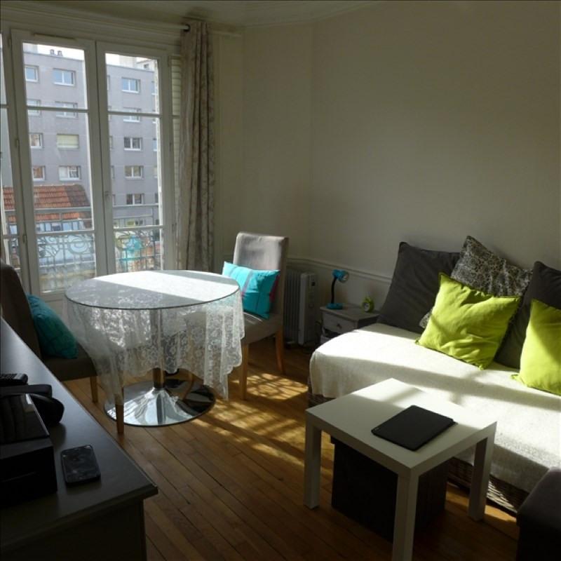 Vente appartement Paris 15ème 260400€ - Photo 2