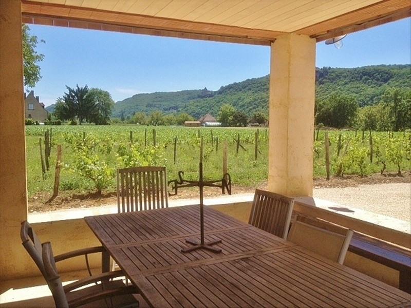 Sale house / villa Vezac 368000€ - Picture 2