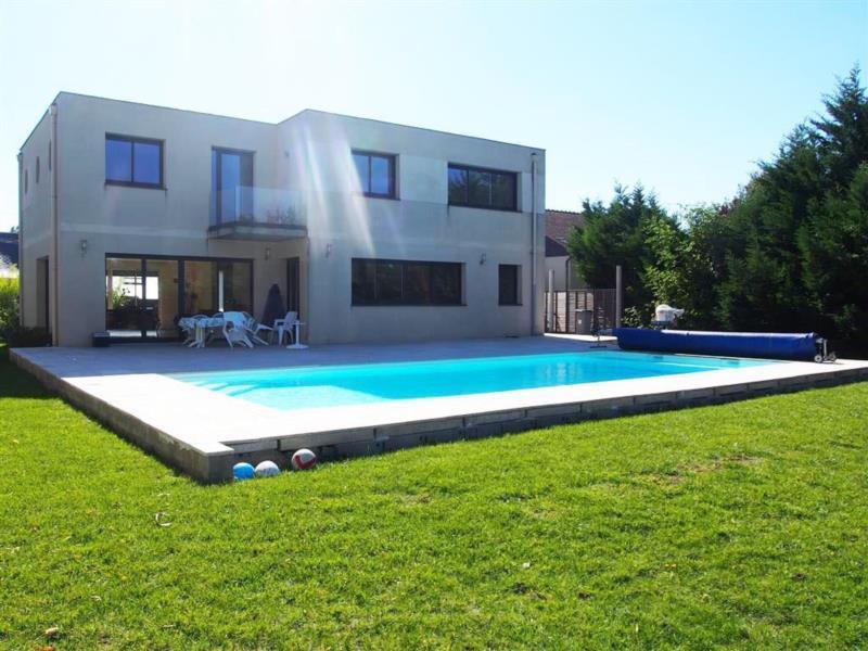 Maison contemporaine La Riche