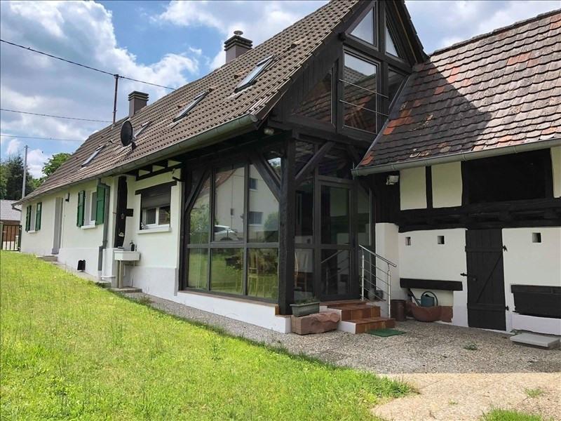 Verkauf haus Lauterbourg 247200€ - Fotografie 1