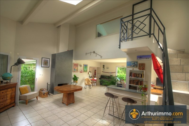 Vente de prestige maison / villa Bourgoin jallieu 600000€ - Photo 2