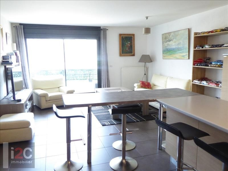 Vente appartement Cessy 270 000€ - Photo 4
