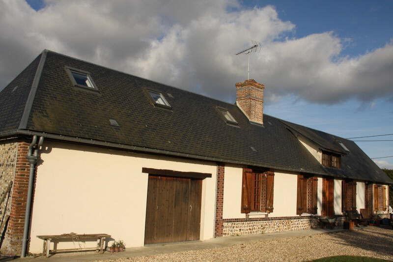 Vente maison / villa Conches en ouche 188500€ - Photo 4