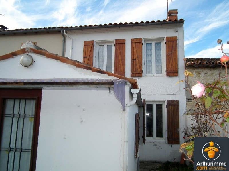 Sale house / villa Matha 54500€ - Picture 8