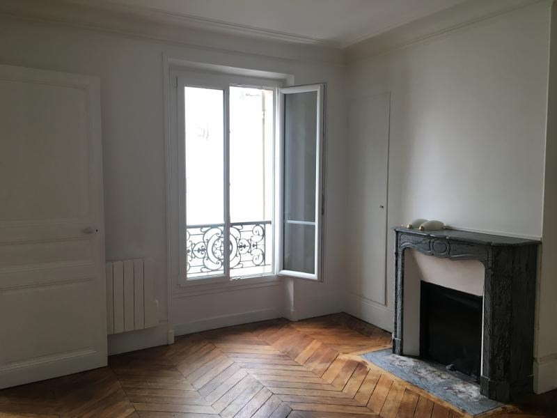 Rental apartment Paris 17ème 2200€ CC - Picture 4