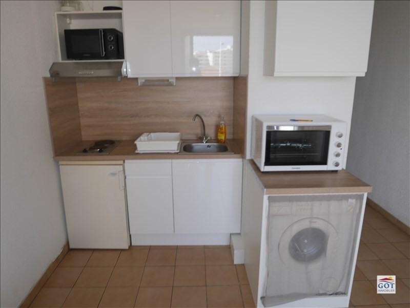Locação apartamento Canet en roussillon 410€ CC - Fotografia 9