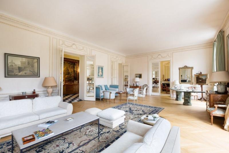 Revenda residencial de prestígio apartamento Paris 16ème 7500000€ - Fotografia 11