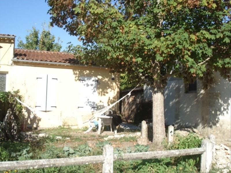 Produit d'investissement maison / villa Moulis en medoc 85600€ - Photo 1