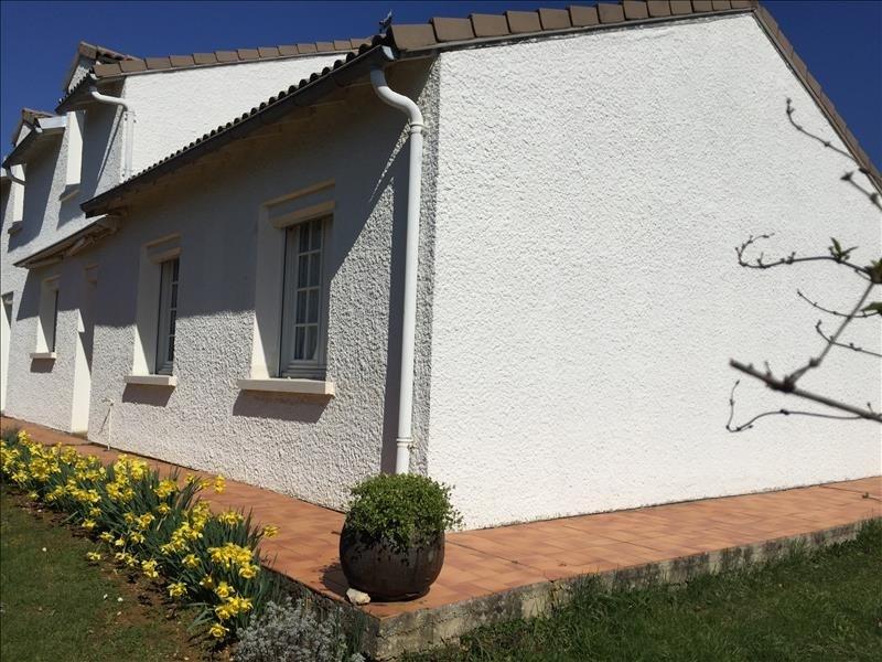 Vente maison / villa Smarves 199000€ -  2