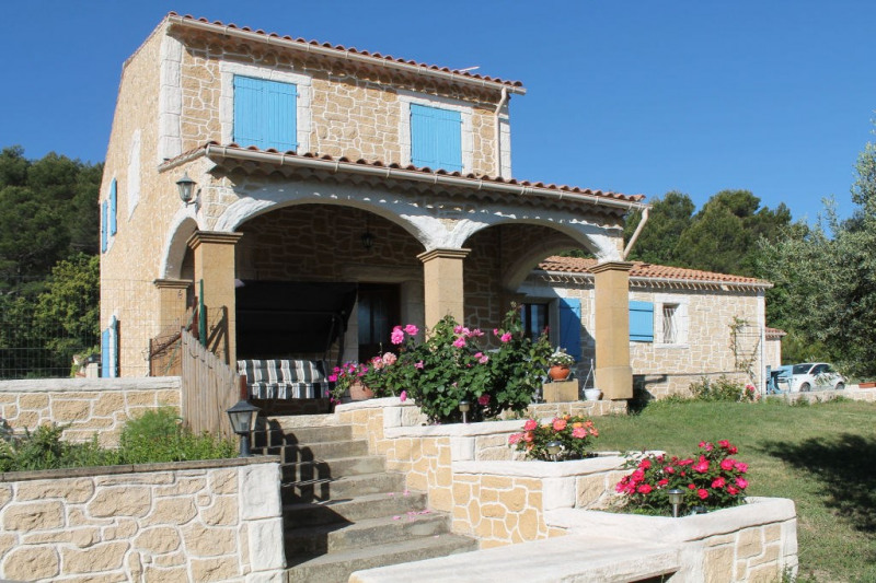 Deluxe sale house / villa Rognes 685 000€ - Picture 2